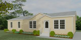 4 Bedroom Home Floor Plans Four Bedroom Mobile Homes L 4 Bedroom Floor Plans