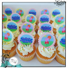 peppa pig cupcakes singapore cupcakes for children white spatula