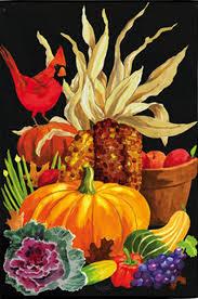 harvest cardinal fall garden flag discountdecorativeflags