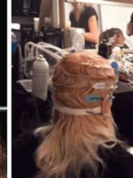 the secret to that lady gaga marc jacobs hairstyle
