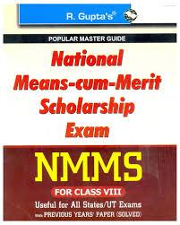 nmms exam guide class viii 2018 edition buy nmms exam guide