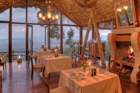 ngorongoro crater lodge aardvark safaris
