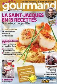 gourmand magazine cuisine gourmand 10 décembre 2015 no 334 pdf magazines