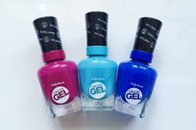 sally hansen miracle gel is the best drugstore nail polish ever