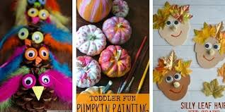 fall crafts for kids 18 ideas to welcome the season loversiq
