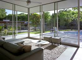Modern Sunroom Tarrytown Pavilion Modern Sunroom Austin By Steinbomer