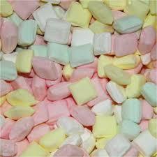 pillow mints pastel after dinner mints white 5lb