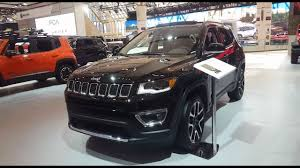 jeep compass 2018 interior 2018 jeep compass sport redesign