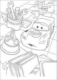 kids fun 84 coloring pages cars pixar