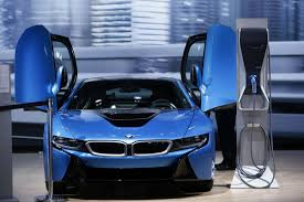 electric sports cars bmw revives wireless charging to cut electric car hassles