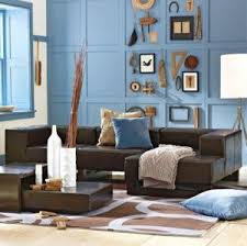 Modern Blue Living Room by 72 Best Living Room Decor Brown Blue And White Palette Images