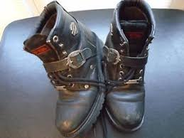 womens motorcycle boots size 9 harley davidson black leather womens motorcycle boots size 9 ebay