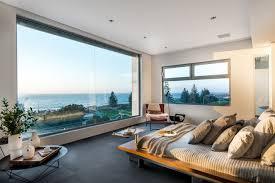 chambre avec vue chambre design tout est dans la baie vitrée design bedroom