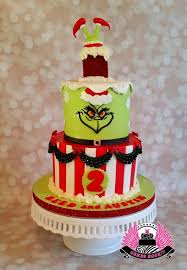 Christmas Cake Decorations For Sale by The Grinch Cake Grinch Pinterest Grinch Cake Grinch And Cake
