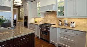 kitchen backsplash ideas with cream cabinets cream subway tile backsplash ideas light beige tile idea