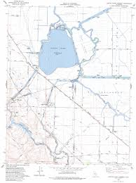 Lone Tree Colorado Map by Clifton Court Forebay Topographic Map Ca Usgs Topo Quad 37121g5