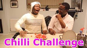 Challenge Comedyshortsgamer Chilli Challenge With My