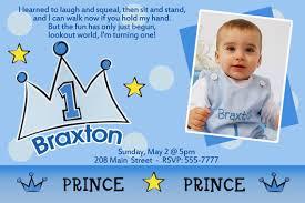 baby 1st birthday invitation message iidaemilia com
