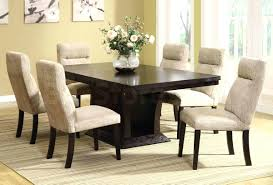 dining chairs upholstered skirted parsons dining chairs