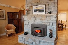 cool prefab wood burning fireplaces home design popular simple at