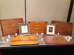Ouija Board Coffee Table by Ouijacon 2015 U2022 Creative Visions Publications
