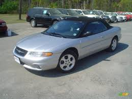 2000 chrysler sebring old car and vehicle 2017