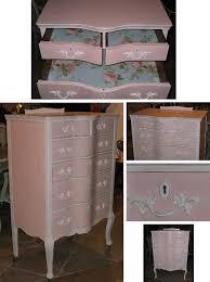 White Shabby Chic Furniture by Shabby Chic Pink White Dresser