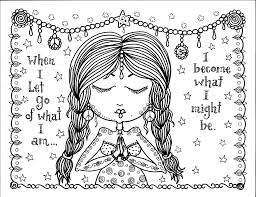coloring pages let go of what i am coloring pages quotes