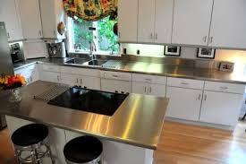 Stainless Steel Kitchen Countertops Sinks Counter Tops U0026 Backsplash Rd Herbert U0026 Sons