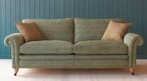 canapé classique canapé classique de style cottage en tissu 2 places tavistock
