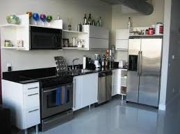 durable and stylish metal kitchen cabinets u2014 optimizing home decor