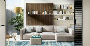 Mexican Modernist Wall Unit With Transforming Space Saving Furniture Resource Furniture