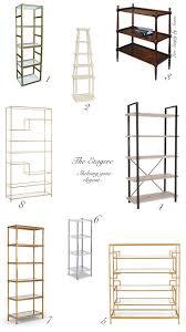 How Do You Pronounce Etagere Wonder Furniture File The étagère Live Simply By Annie