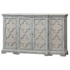 4 Door Cabinet Uttermost 4 Door Cabinet In Grey Bed Bath Beyond
