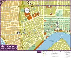 Frenchmen Street New Orleans Map by Maps Update 27821888 New Orleans French Quarter Tourist Map