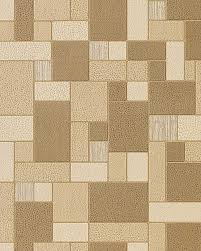 wallpaper wall covering vinyl edem 585 21 modern mosaic tile decor