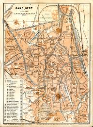 Creative Maps Free Maps Of Belgium