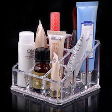 aliexpress com buy ladder shaped acrylic makeup cosmetic sample