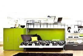 armoire bureau intégré lit mezzanine avec armoire integree armoire bureau integre frais