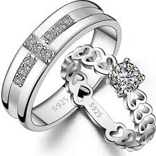 cheap promise rings for men promise rings for men and women with psiroy 925 sterling silver