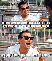 Remember The Name Meme - leonardo dicaprio wolf of wall street meme imgflip