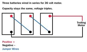 parallel serial battery wiring basics louisiana sportsman