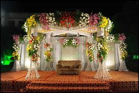 home wedding decor best simple home wedding decoration ideas on decorations with