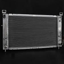 aluminum radiator for chevrolet silverado ahoe gmc silverado1500
