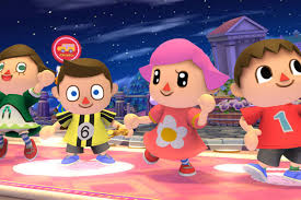 Halloween Animal Crossing by Animal Crossing U0027s Female Villager Is Playable In Super Smash Bros