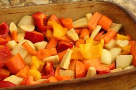 Glazed Root Vegetables Recipe - creamy roasted root vegetable soup kitchen frau