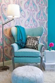 chambre bleu fille créer une chambre d ado fille d inspiration