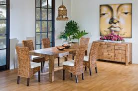 Wicker High Back Dining Chair Photo Of Indoor Wicker Dining Chairs