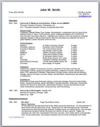 Physician Assistant Resume Templates Physician Assistant Resume The Best Letter Sle