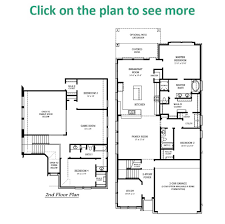 Floor Plans For 2 Story Homes by Liberty Plan Chesmar Homes Houston